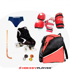 SET HOCKEYPLAYER COMPLETO GIOCATORE