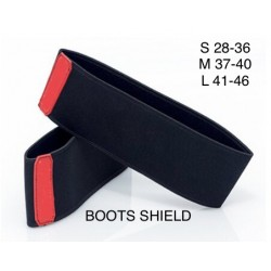 BOOTS SHIELD
